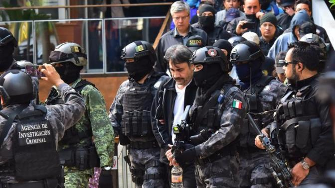 Mexico captures Sinaloa drug cartel leader Damaso Lopez, a former associate of 'El Chapo' Guzman