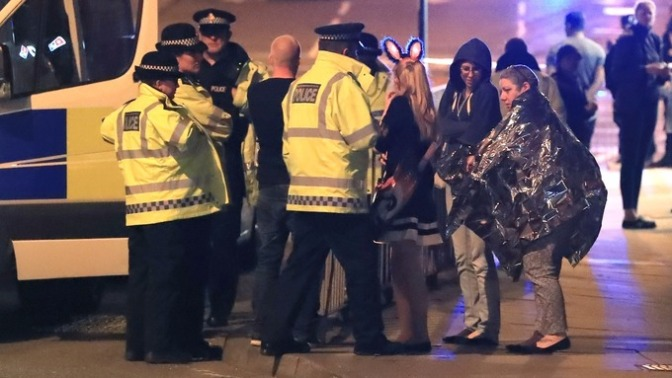 Manchester Bombing: Man Arrested In Connection With Attack That Killed 22