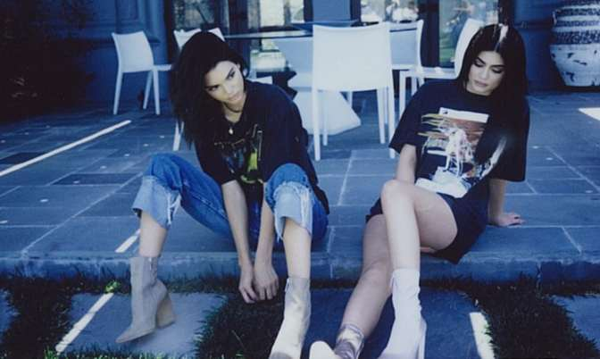 Kendall and Kylie Jenner pull 'disgusting' T-shirt line after legal threats
