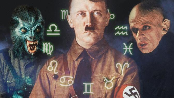 Hitler Used Werewolves, Vampires, and Astrology to Brainwash Germany