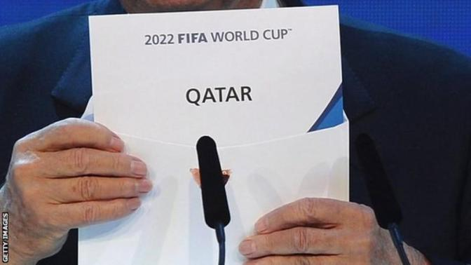 Political football: Leaked Garcia report heaps more pressure on Qatar