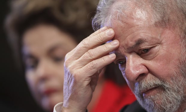 Brazil's ex-president Lula sentenced to nearly 10 years in prison for corruption