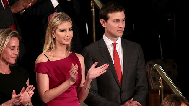 Kushner, Ivanka rub elbows with Dem billionaire Soros at Hamptons party