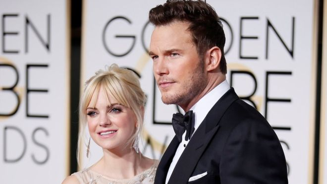 Chris Pratt and Anna Faris split up after 8 years together