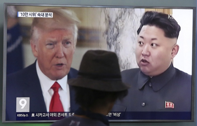 War of words leads to rising US-North Korean tensions