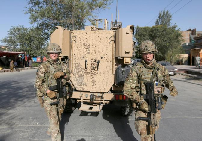 NATO forces in Afghanistan apologize for 'highly offensive' propaganda leaflet