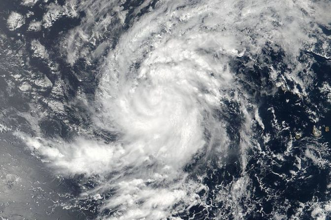 Irma is now one of the strongest hurricanes ever recorded in the Atlantic