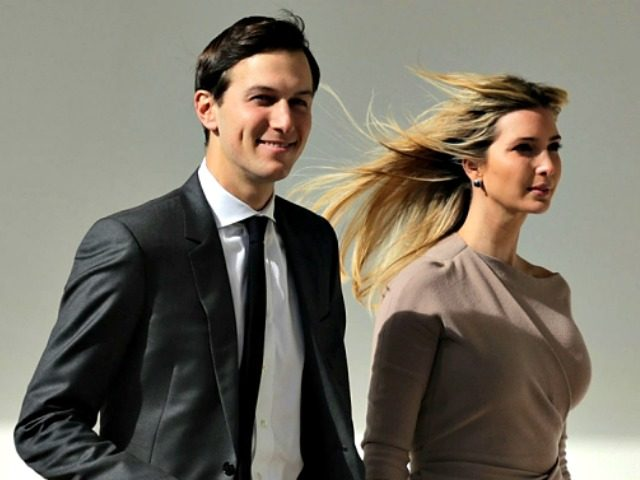 Jared and Ivanka Support Extending DACA