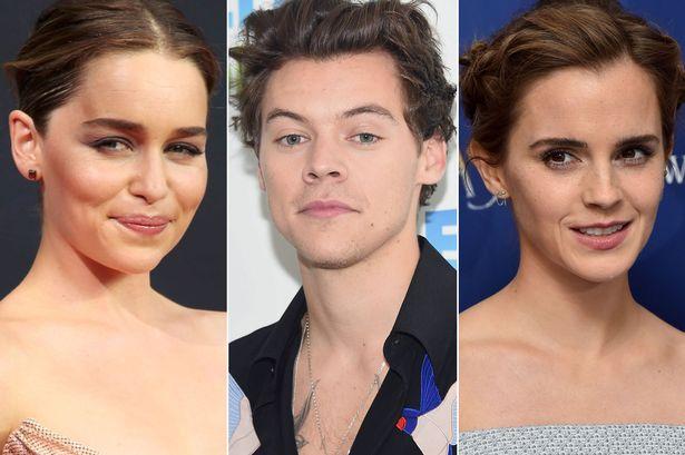 Instagram celeb hack: Emma Watson, Emilia Clarke, Harry Styles, Ellie Goulding and Victoria Beckham among 500 celeb victims