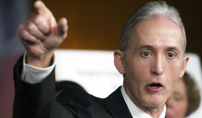 Gowdy says FBI, Justice Department not cooperating on Trump dossier: 'We got nothing'