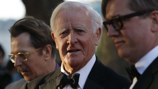 Master spy novelist John le Carré has thoughts on how Trump might fall