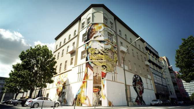 Berlin Opens World's Largest Street Art Museum (and It's Free)