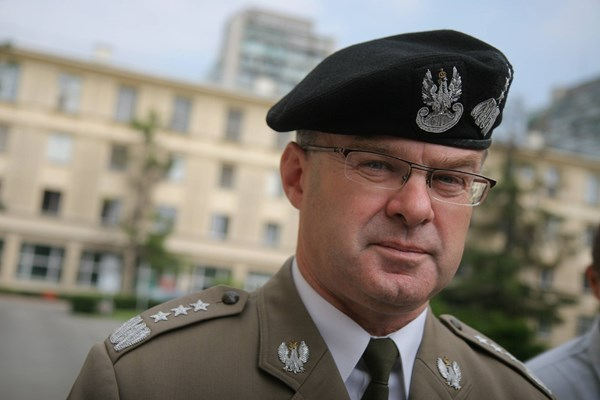 Polish general: Putin increasingly fears Ukrainian army