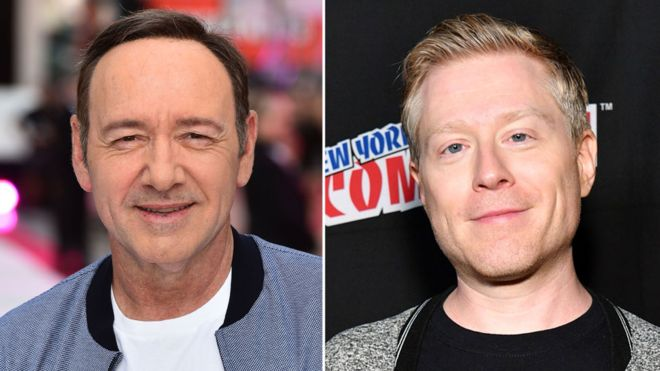 Kevin Spacey apologises over Anthony Rapp 'sexual advance' claim