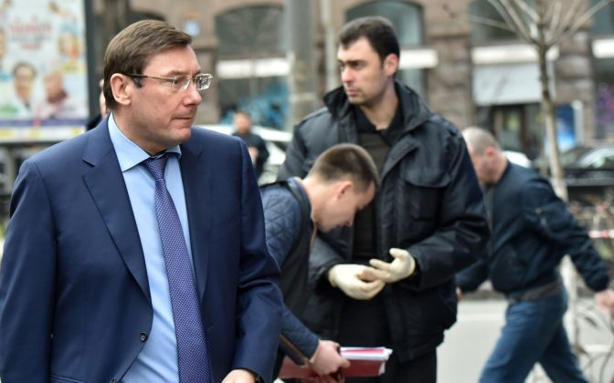 Ukraine says Kremlin worked with mobster to kill Russian MP in Kiev