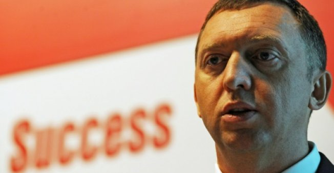 Five facts about Russian oligarch Oleg Deripaska