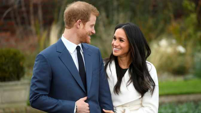 Meghan Already is already pregnant. Everything We Know About Harry's Royal Wedding