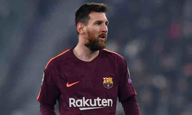Lionel Messi signs new Barcelona deal to run until 2021
