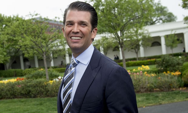 Donald Trump Jr communicated with WikiLeaks during final stages of election