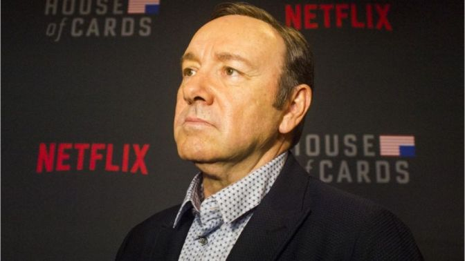 Kevin Spacey cut from CBS 'Carol Burnett Show' anniversary special