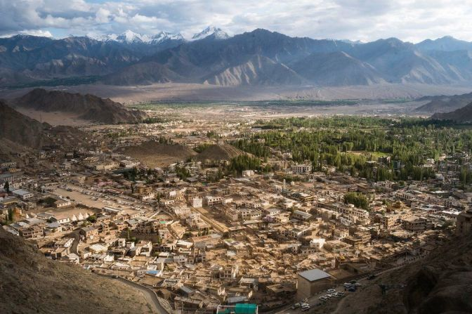 A home in the Himalayas for Buddhist nuns