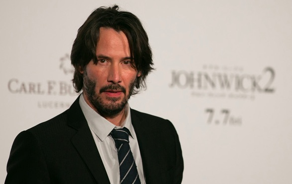 "Keanu Reeves Did NOT Say Hollywood Elites Use ""Blood Of Babies To Get High"""