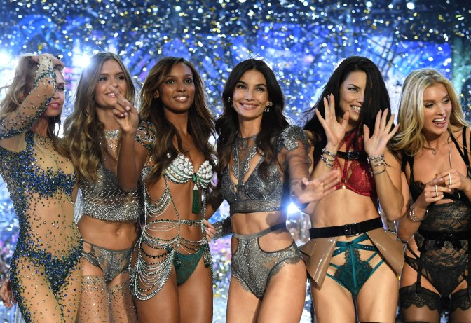 Victoria's Secret Angels Reveal Their Body and Beauty Prep Before the VS Fashion Show 2017