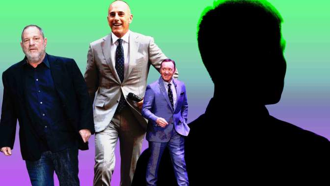 'Who's Next?': The Mysterious Blind-Item King Who Exposed Weinstein, Spacey, and Lauer Before the Media