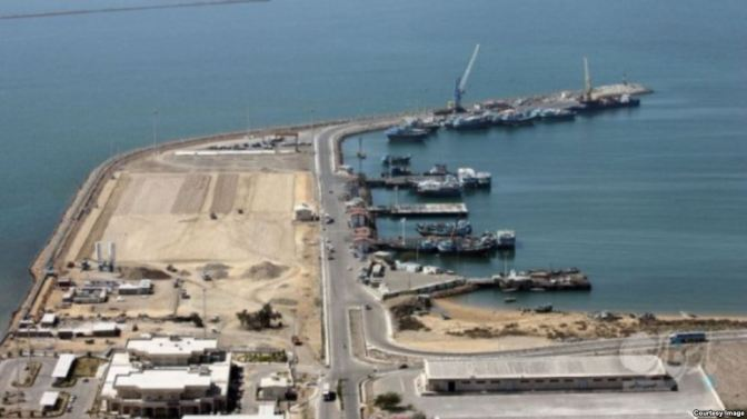 Iran Opens Extension Of Key Port