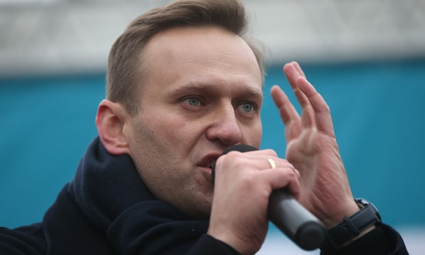 Navalny's army: the Russians risking all to oppose Vladimir Putin