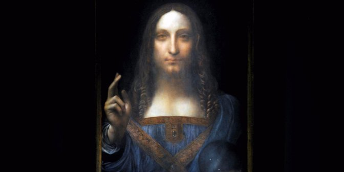 Secret buyer of $450 million Leonardo da Vinci painting revealed to be a Saudi prince
