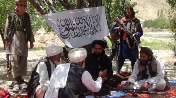 Taliban 'Red Unit' Commander Killed In Afghanistan