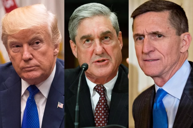 After Flynn's plea deal, Trump has two moves: betray Flynn or fire Mueller
