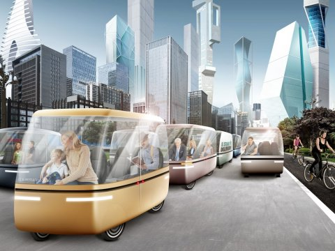 The Future Of Transportation
