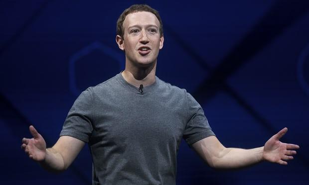 Mark Zuckerberg sets toughest new year's goal yet: fixing Facebook