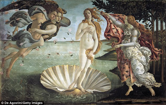 Classic beauty! Emily Ratajkowski shares nude snap of her channeling Botticelli's The Birth Of Venus