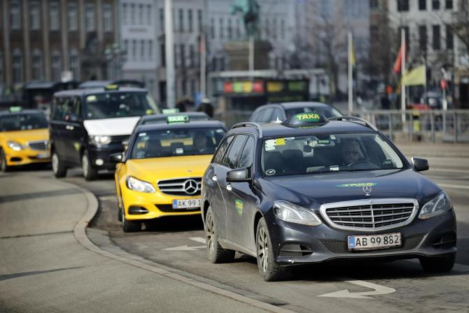 Man takes taxi from Copenhagen to Oslo, runs from fare