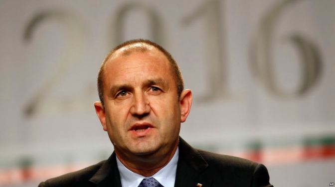 Bulgaria President Vetoes Anti-Corruption Law