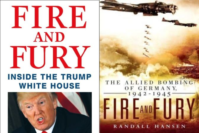 The other Fire and Fury: decade-old book becomes unexpected bestseller