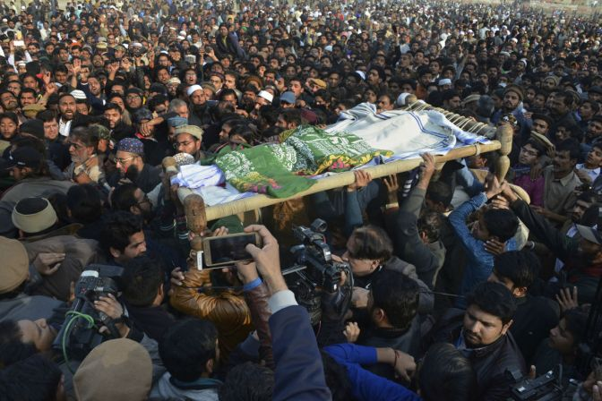 Riots Turn Deadly After the Rape and Murder of a 7-Year-Old Girl in Pakistan