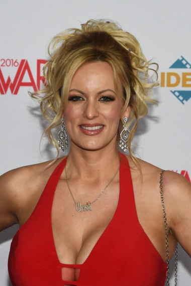 Porn Star: Donald Trump and Stormy Daniels Invited Me to Their Hotel Room