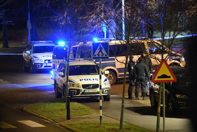 Blast at Rosengård police station 'a response from criminals'