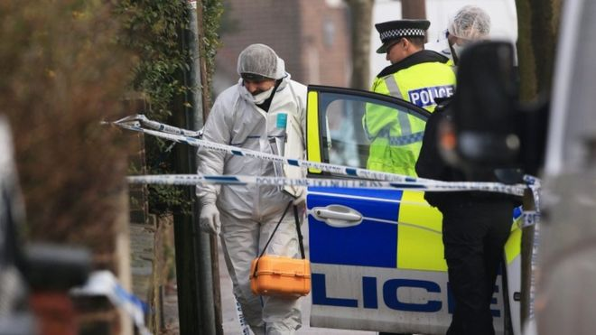 Stockport woman 'killed dad and buried body in garden'