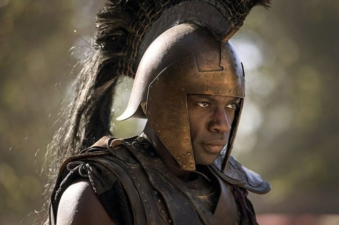 Controversy Looms as Mythical Achilles is Played by Black Actor in New BBC Epic