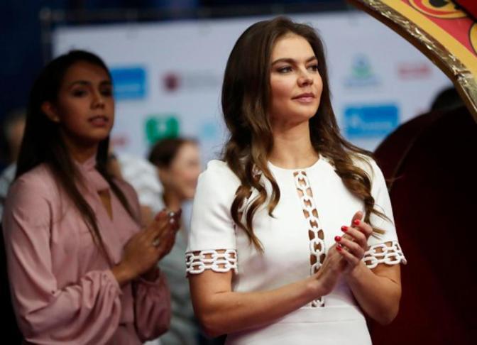 Putin's 'girlfriend' Alina Kabayeva to head pro-Kremlin media group