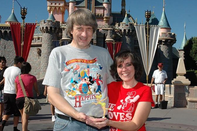 Inside the 'horror house' couple's bizarre Disney vacations