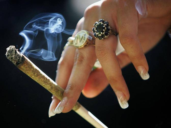 Smoking weed linked to having more sex by Stanford University study