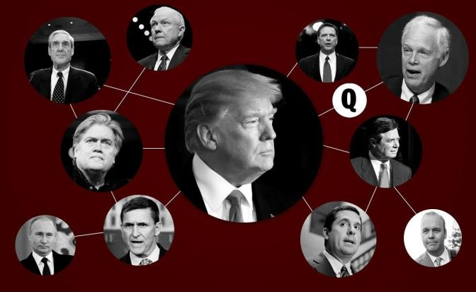 Lawmakers attempting to smear the FBI's reputation signals that Mueller may be closing in on Trump's circle