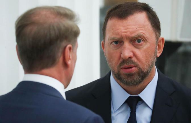 Manafort Sued by Russian Billionaire Deripaska Over TV Deal