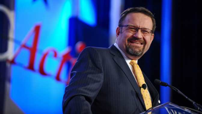 Hungarian Police Have Arrest Warrant Out for Sebastian Gorka